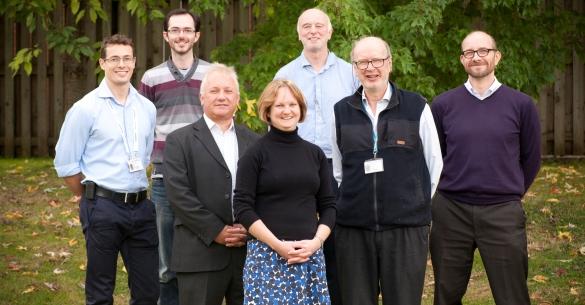 BRU team photo