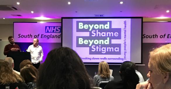 Beyond shame, beyond stigma