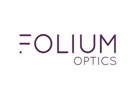 Folium Optics logo